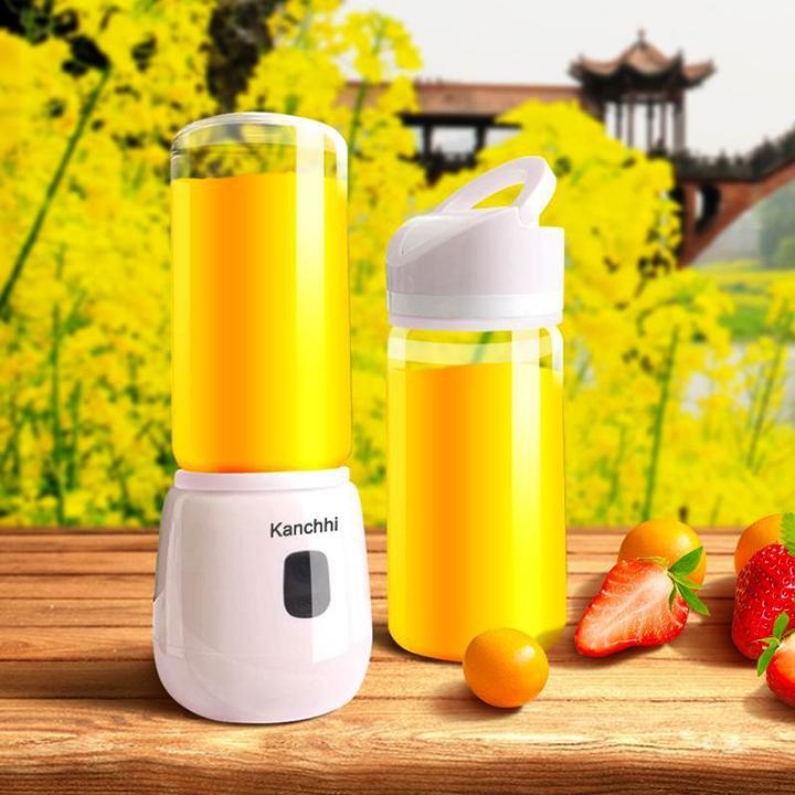 Giá Máy xay sinh tố du lịch cầm tay mini AI-520 - cốc thủy tinh cao cấp