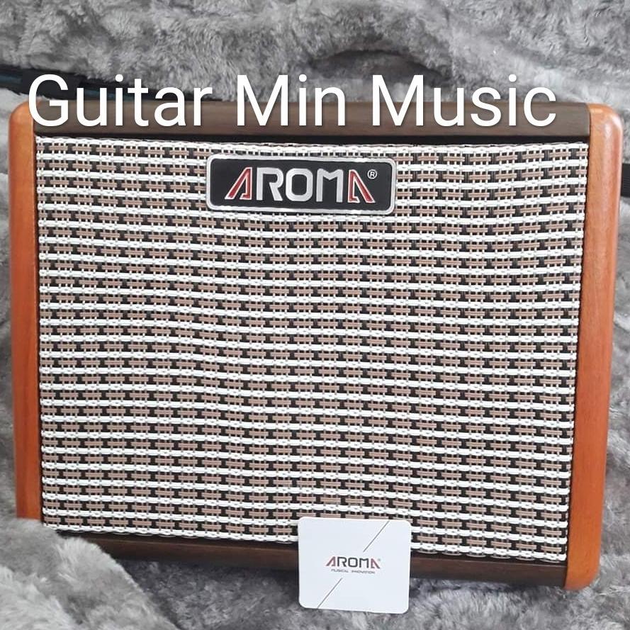 Ampli Guitar Mini Aroma