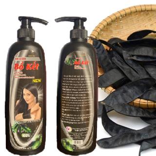 [TÓC SUÔNG MỀM, SẠCH GÀU] Chai (1000ml) Dầu Gội Bồ Kết Nguyên Chất (Date 36 tháng) - - phục hồi tóc hư tồn, giảm khô xơ gãy rụng, kích thích mọc tóc - cho bạn mái tóc óng mượt chắc khỏe thumbnail