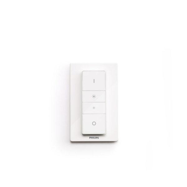 Phím Điều Chỉnh Độ Sáng Philips Hue Dimmer Switch MY/PH/VN - Hàng Chính Hãng-DIM