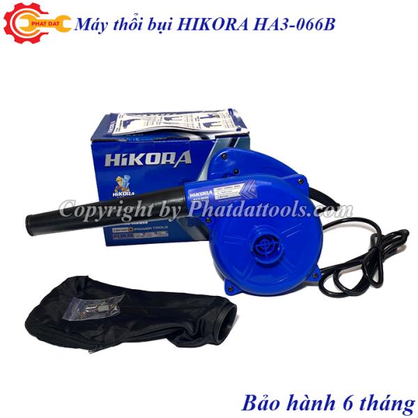Máy thổi bụi HIKORA HA3-066B-Máy thổi bụi vệ sinh đa năng cầm tay-Bảo hành 6 tháng