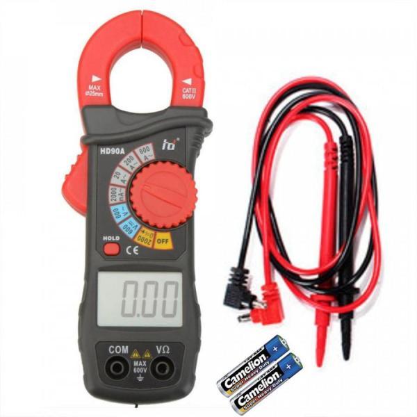 Đồng hồ Ampe kìm HD90A