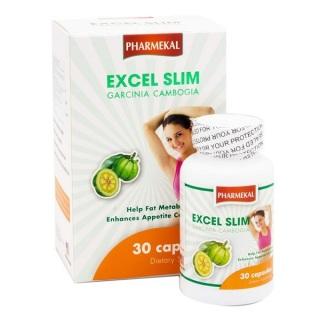 Hỗ trợ giảm cân Pharmekal Excel Slim Garcinia Cambogia thumbnail