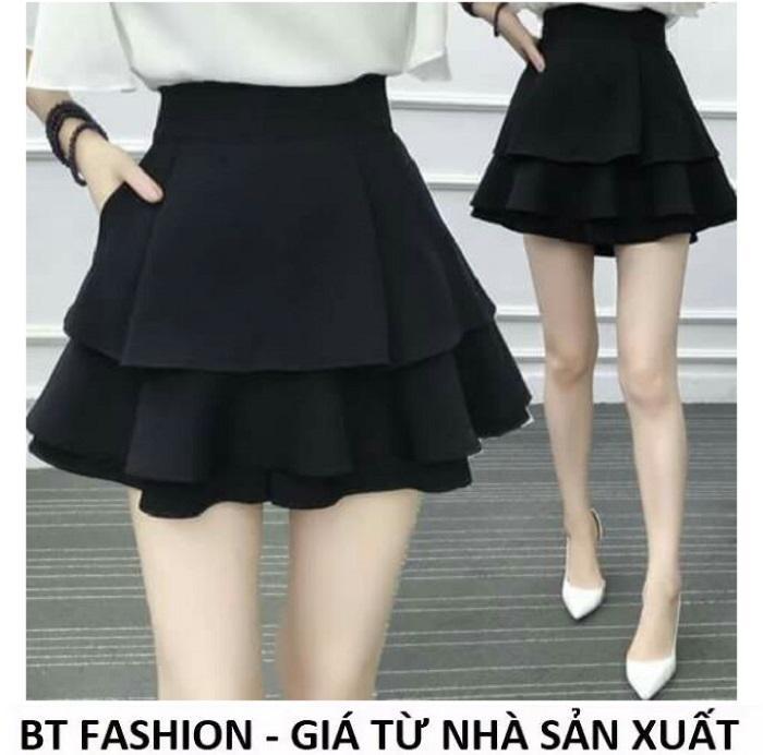 Quần Giả Váy Thời Trang Hàn Quốc Mới - BT Fashion (VA2- 2T) Đang Khuyến Mại Khủng
