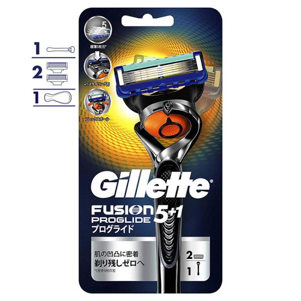 Dao cạo râu 5 lưỡi kép Gillette Fusion 5+1 Proglide Nhật Bản giá rẻ