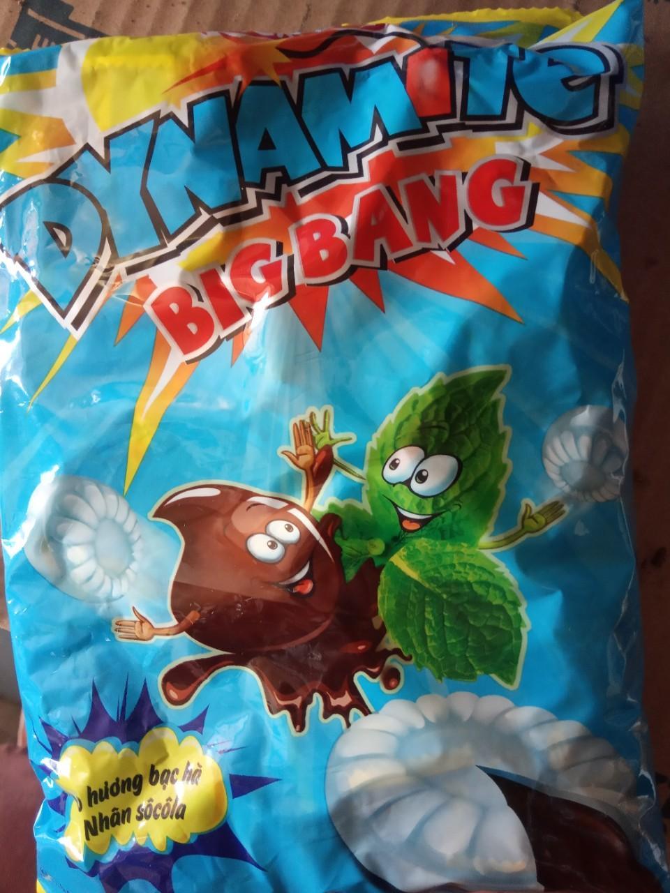 Kẹo bạc hà Dynamite 330g