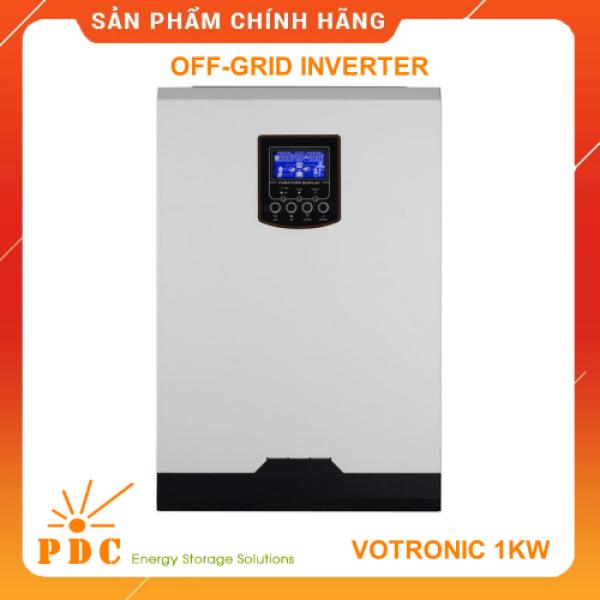 Bảng giá Biến tần độc lập Vontronic (Off-grid Inverter) AXPERT VP 1000 1KW 12Vdc 50A PWM - AXPERT VP 1000 Phong Vũ