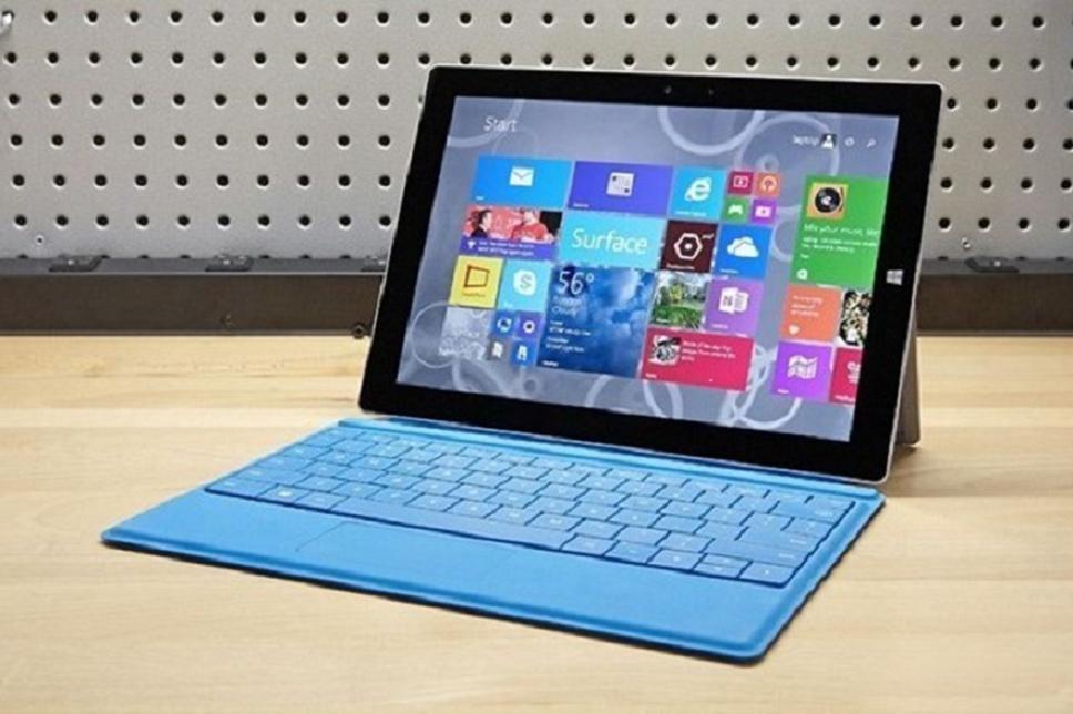 Lazada Ưu Đãi Khi Mua Microsoft.Surface Pro3 Core I5-4300U Ram 8Gb Rom 256GB Kèm Bàn Phím Gốc