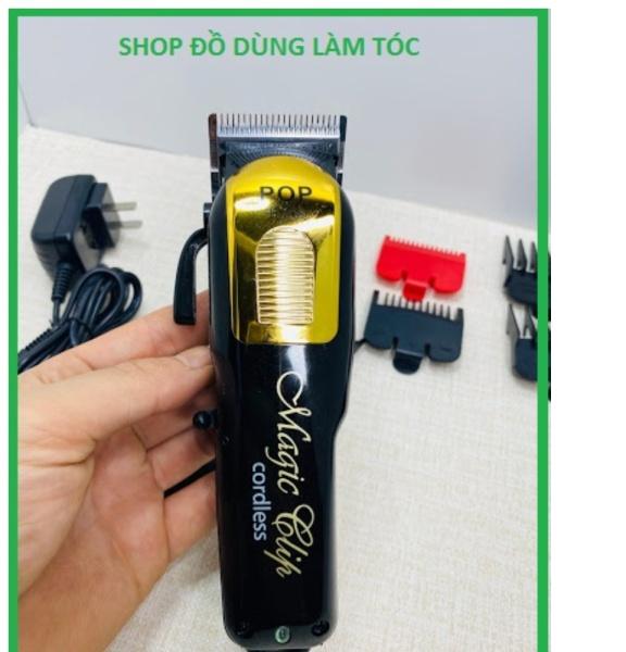 Tông Đơ Cắt Tóc F68 Magic Clip Lưỡi Kép Gama Cực Chất giá rẻ