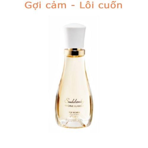 Nước hoa nữ Madame Glamour Eau De Parfum 50ml