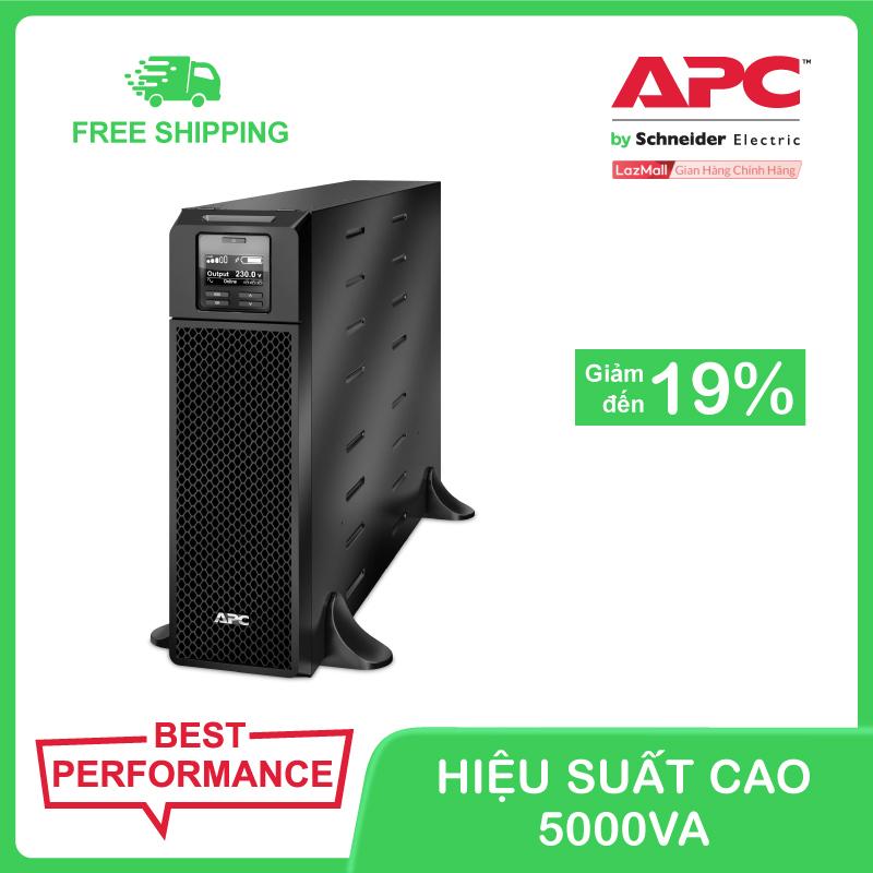 Bảng giá Bộ lưu điện thông minh APC Smart-UPS SRT 5000VA 230V Phong Vũ