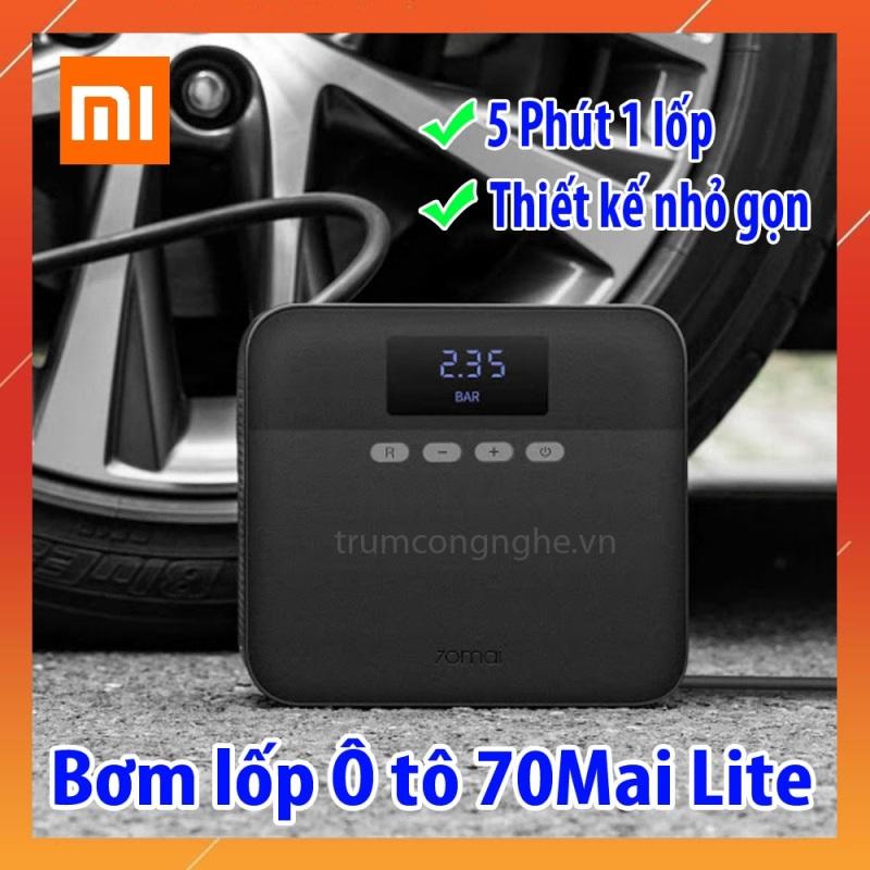Máy bơm lốp xe ô tô 70MAI Lite Midrive TP03 - Nhỏ Gọn Bơm Khoẻ Đẹp