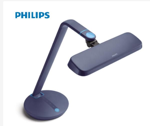 Đèn bàn học Philips LED EyeCare Strider 66111- Hàng nhập khẩu chính hãng
