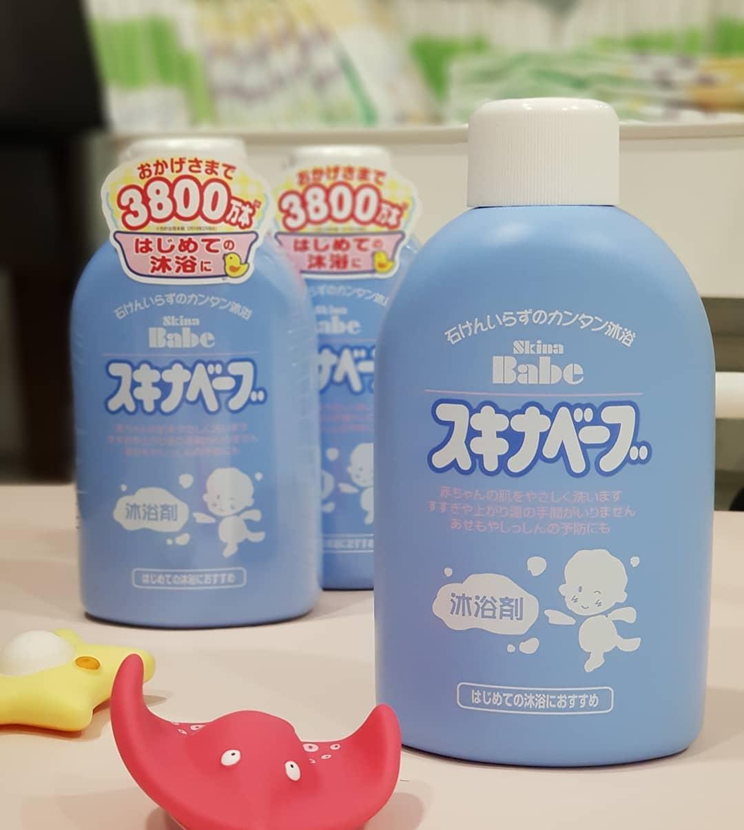 Giá Quá Tốt Để Mua Sữa Tắm Skina Babe Dành Cho Bé