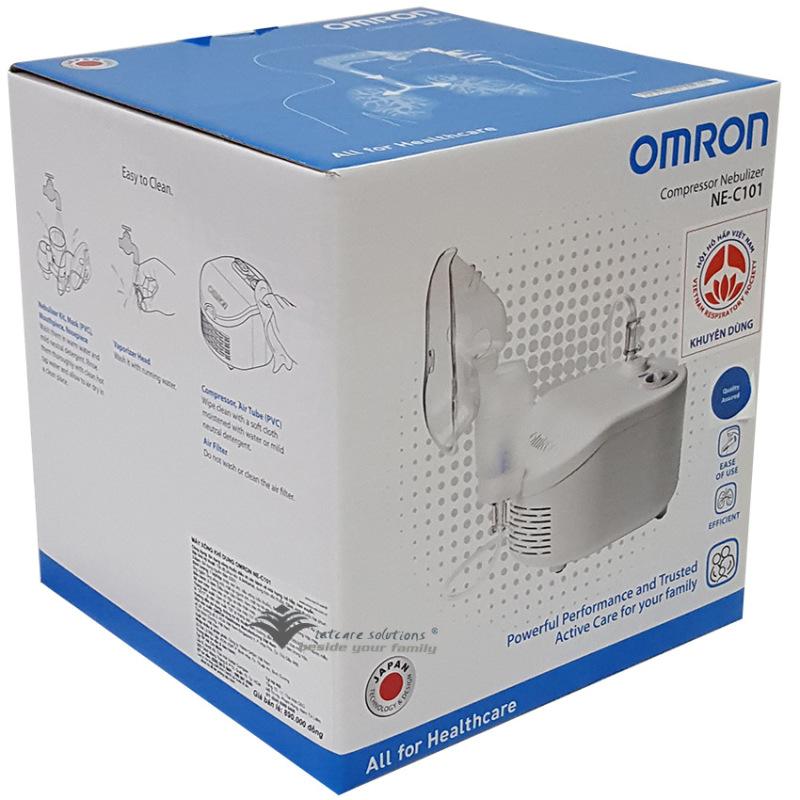 Máy xông mũi họng Omron NE C101