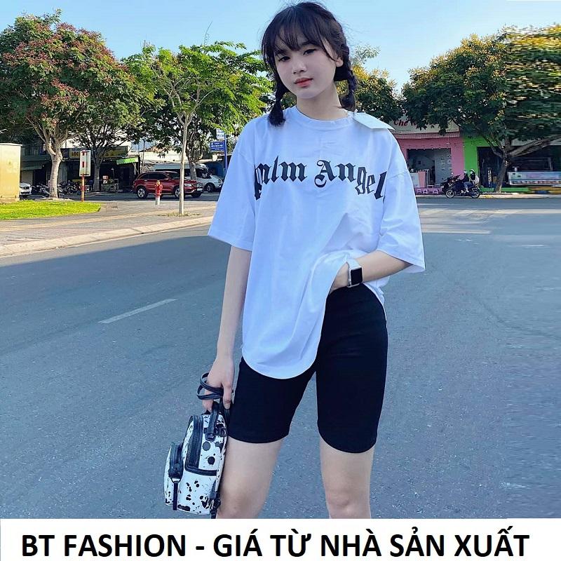 (Mua Lẻ hoặc Theo Set Bộ) Áo Thun Phom Rộng/ Quần Thun Ôm Legging Ngố - BT FASHON (SE02)