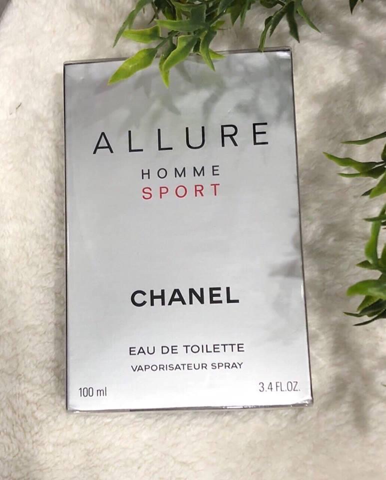 Nước Hoa Chanel Allure Homme Sport (EDT) For Men XT06 nhập khẩu
