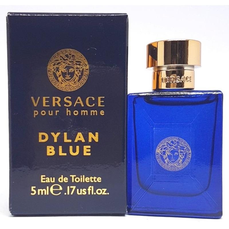 Nước hoa nam VersaceDylan Blue Pour Homme EDT 5ml