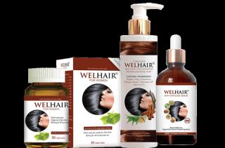 Serum ngăn rụng tóc, kích thích mọc tóc WELHAIR thumbnail