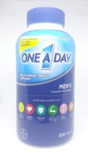 One A Day Men Formula Vitamins 300v 02 2022 thumbnail