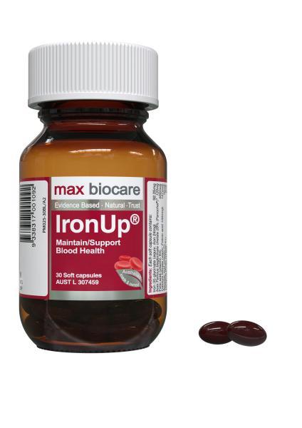 Ironup - Bổ máu, bổ sung sắt