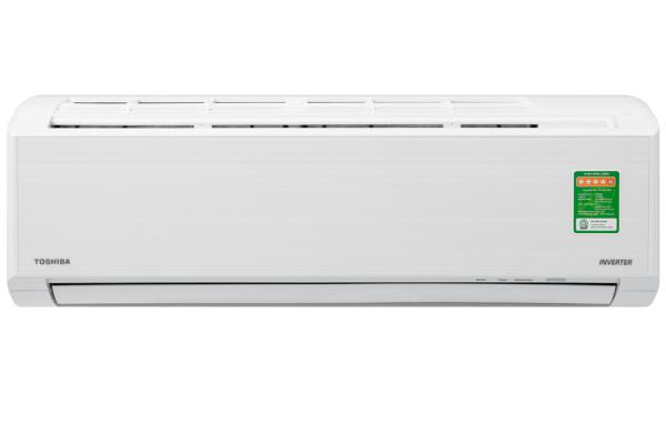 Bảng giá Máy lạnh Toshiba Inverter 1 HP RAS-H10D2KCVG-V - Công suất làm lạnh 9.000 BTU, Công nghệ làm lạnh nhanh Hi Power, Độ ồn trung bình 32/47 dB