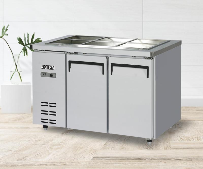 Tủ lạnh khay Kistem KIS-XDB12R ( Tủ khay lạnh 1200) - Không bao gồm khay 4 ½ (6EA)