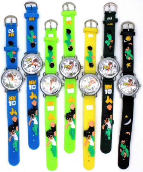 Nơi bán Đồng hồ dành cho bé trai hình Ben 10