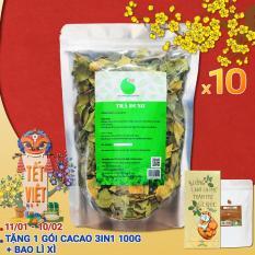 Mã Khuyến Mại 10 Goi 1Kg Tra Dung Che Dung Phơi Kho Light Tea Rẻ