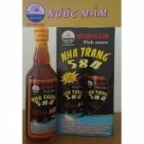 Giá Bán 2 Chai 500Ml Nước Mắm 584 Nha Trang Loại 35 Độ Đạm Trong Việt Nam
