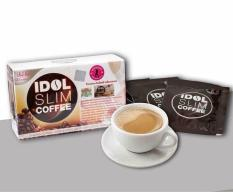 2 Hộp Ca Phe Giảm Can Idol Slim Coffee Thai Lan 10 Goi Chiết Khấu Việt Nam