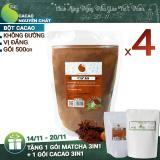 Mua 4 Goi 2Kg Cacao Nguyen Chất 100 Light Cacao Mới