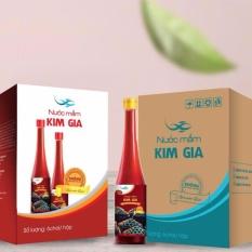 Bán 6 Chai Nước Mắm Truyền Thống Kim Gia Nước Mắm Nguyen Chất Nước Mắm Phan Thiết Nước Mắm Ngon Trực Tuyến Trong Vietnam
