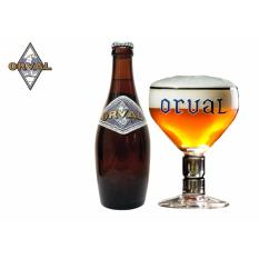 6 Chai Orval Beer Belgium Beer Bia Bỉ Bia Orval Rẻ