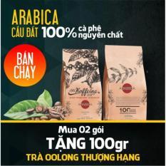 Bán Ca Phe Arabica Cầu Đất 500G The Kaffeine Trực Tuyến