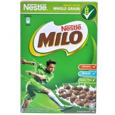 Bánh Ăn Sáng Nestle Milo Cereal 170g