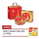 Ôn Tập Banh Cookies Bơ Phap Lu 726G 1 Banh Lu 200G Trong Vietnam