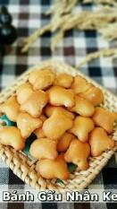 Hình ảnh 500gr Bánh gấu nhân kem cực ngon