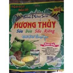 5 Bịch Banh Phồng Sữa Dừa Sầu Rieng Hương Thủy 1800G Đặc Sản Cai Be Tiền Giang Rẻ