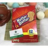 Bánh quy bơ đậu phộng Nutter Butter Mỹ