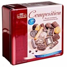 Hình ảnh bánh quy cao cấp composition