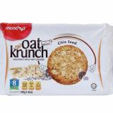Bánh Yến Mạch hạt Chia- 208g - Nhập khẩu Malaysia