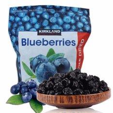 Bán Blueberry Sấy Kho Kirkland 567Gr Mỹ Kirkland Signature Có Thương Hiệu