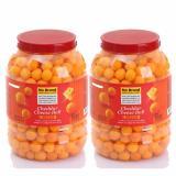 Mã Khuyến Mại Bộ 02 Hủ Banh Vien Pho Mai Cheddar Cheese Ball 370G No Brand Mới Nhất