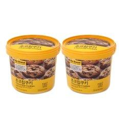 Hình ảnh Bộ 02 thùng Bánh quy Chocochip Cookies 400g