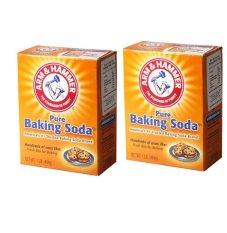 Hình ảnh Bộ 2 Bột Baking Soda đa công dụng 454g
