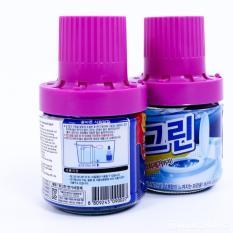 Bộ 2 Chai thả bồn cầu khử mùi diệt khuẩn Hàn Quốc