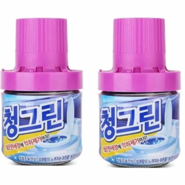 Bộ 2 Chai thả bồn cầu hương Lavender Hàn Quốc
