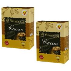 Bộ 2 hộp bột Cacao 5 in 1 Hộp 250gram