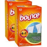 Mua Hai Hộp Giấy Thơm Quần Ao Bounce 4 In 1 2X160 Tờ Bounce Rẻ